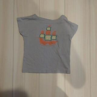 サマンサモスモス(SM2)のサマンサモスモス Tシャツ 95cm 美品(Tシャツ/カットソー)