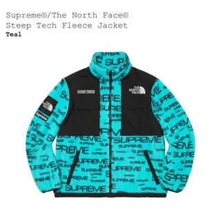 Supreme - S supreme north face steep tech fleece