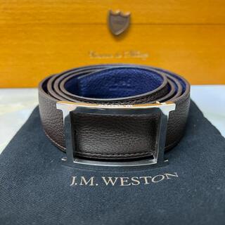 J.M. WESTON - JMウェストン リバーシブルベルト