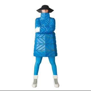 B-GIRL Down Jacket NAGAME BLUE まぼろしのパレード