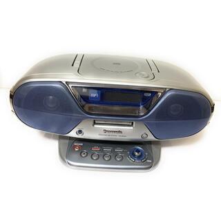 Panasonic - RX-MDX81 ラジカセ CD