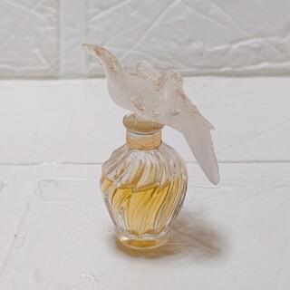 ニナリッチ(NINA RICCI)の名香 NINA RICCI レールデュタン 二羽鳩 ミニ香水 ヴィンテージ(香水(女性用))
