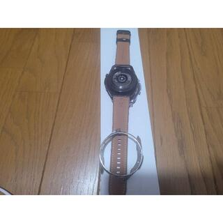 Galaxy Watch3 45mm ブラック 美品