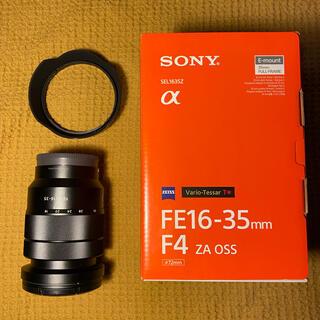 SONY - SONY SEL1635Z 広角 レンズ