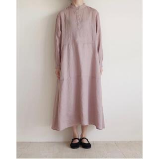 フォグリネンワーク(fog linen work)のfog linen work ナタリーワンピース ローズ(ロングワンピース/マキシワンピース)