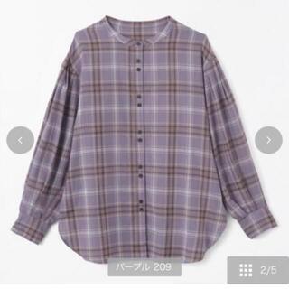 しまむら - しまむら長袖シャツ L
