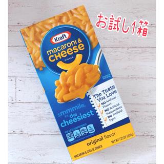 コストコ - お試し⭐️コストコ クラフト マカロニ&チーズ  1箱