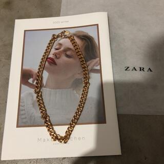 ZARA - 新品未使用 ZARA チェーンネックレス