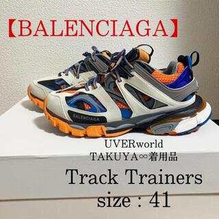 Balenciaga - 【BALENCIAGA】Track Trainers 41 TAKUYA∞着用品