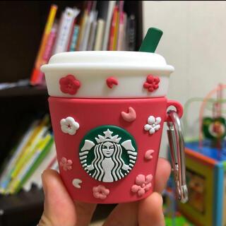 Starbucks airpods 1/2 用ケース