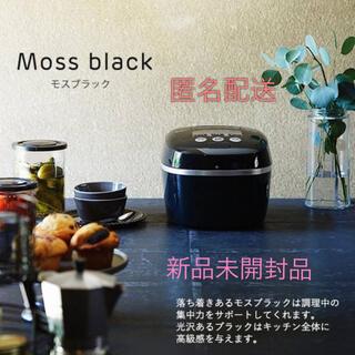タイガー(TIGER)のタイガー 炊きたて JPC-G100-KM モスブラック(炊飯器)