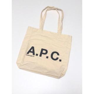 apc アーペーセー トートバッグ