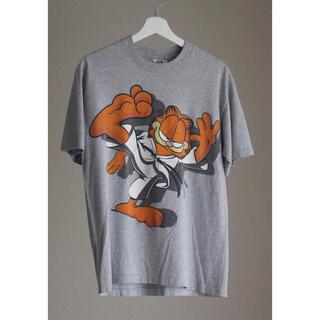 Hanes - 90s Teejays ガーフィールド Tシャツ USA製 vintage