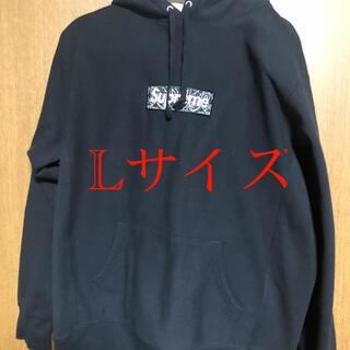 Supreme - supreme bandana  box logo hooded sweat