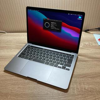 Apple - MacBook Pro m1 16gb 512GB スペースグレイ