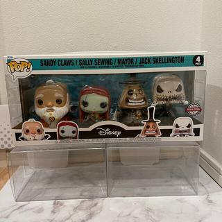 Disney - FUNKO POP ナイトメアビフォアクリスマス 4パック限定版