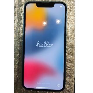 iPhone - 動作確認のみiPhone13mini 256GB ブルー 本体 アップルストア版