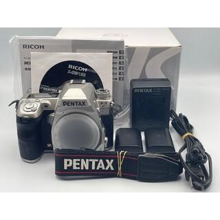 PENTAX - PENTAX ペンタックス K-3Ⅱ Silver Edition