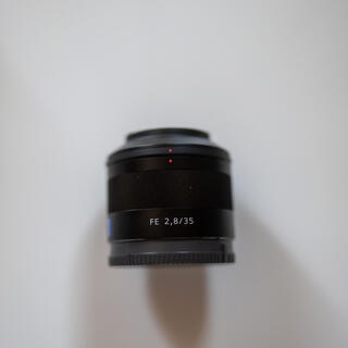 SONY - Sony Sonnar T* FE 35mmf/2.8 ZA レンズ
