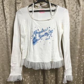 Angelic Pretty - 双子のエトワール長袖カットソー/AngelicPretty/ロリータ/BABY