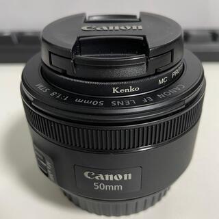 Canon - オマケ付 EF50mm F1.8 STM