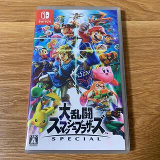 任天堂 - Nintendo Switch ソフト 大乱闘スマッシュブラザーズSPECIAL
