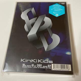 キンキキッズ(KinKi Kids)のWe are Φn' 39‼︎ and U?/ KinKi Kids(ミュージック)