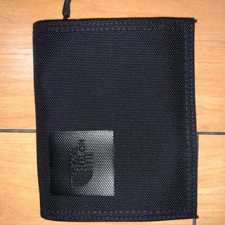 ザノースフェイス(THE NORTH FACE)のノースフェイス 財布 ブラック(折り財布)