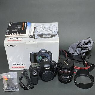 Canon - Canon EOS6D EF 24-70 F4L IS USM KIT