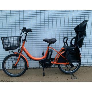 ヤマハ - YAMAHA PAS babby オレンジ 新基準 電動アシスト自転車
