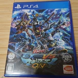 PlayStation4 - 機動戦士ガンダム EXTREME VS. マキシブーストON PS4