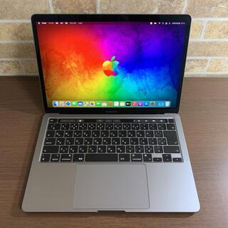 Apple - 【美品】MacBook Pro 2020 M1 スペースグレー office付