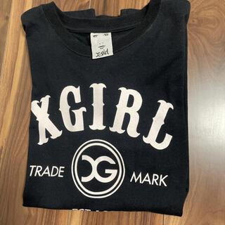 エックスガール(X-girl)のエックスガール Tシャツ Mサイズ(Tシャツ(半袖/袖なし))