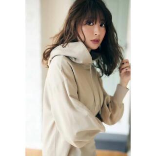 snidel - 正規品 Herlipto フードワンピース♡人気完売商品