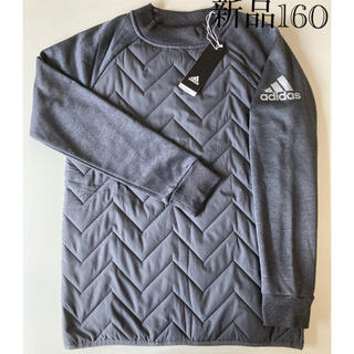 adidas - 新品160 アディダス クルーネック トレーナー
