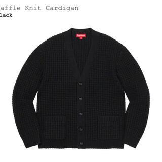 Supreme - 21aw Supreme Waffle Knit Cardigan