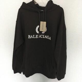 Balenciaga - balenciaga バレンシアガ  パーカー Mサイズ 黒