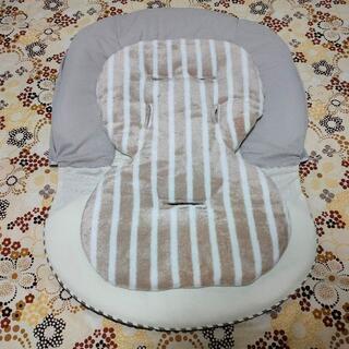 【送料込】フランネル調生地使用 新生児用インナークッション ハイローチェア