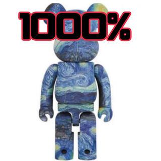 メディコムトイ(MEDICOM TOY)のBearbrick Vincent van Gogh1000%ベアブリックゴッホ(その他)