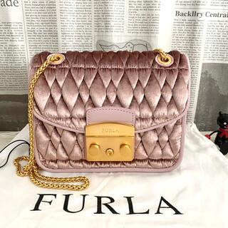 Furla - 限定品‼︎新作  FURLA メトロポリス キルティング ショルダー ピンク