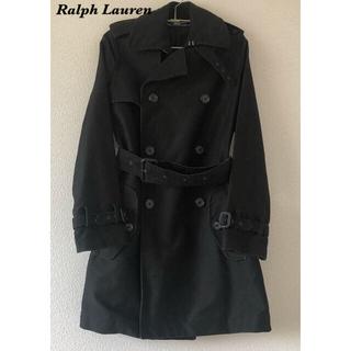 ラルフローレン(Ralph Lauren)のRalph Lauren(ラルフローレン) トレンチコート アウター ブラック(トレンチコート)