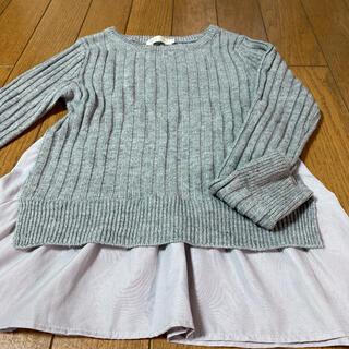 COCO DEAL - グレーのセーター