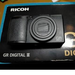 RICOH GR DIGITAL III GW-2+GH-2 セット