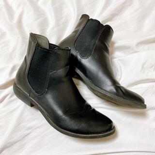 ジーナシス(JEANASIS)の本日限定出品‼️ジーナシス サイドゴアブーツ ショートブーツ JEANASIS(ブーツ)