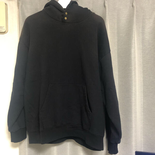 FEAR OF GOD - FEAR OF GOD 7TH THE VINTAGE HOODIE L