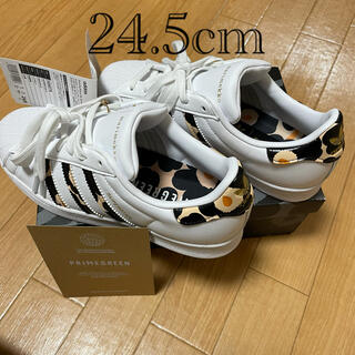adidas - adidas×marimekko コラボsuperstar 24.5㎝
