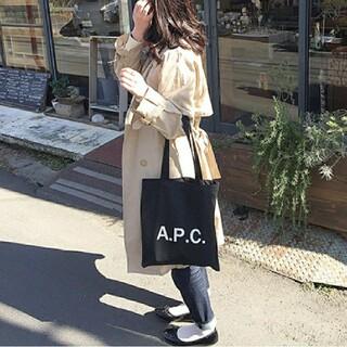 A.P.C - 【新品未使用♥️】 APC アーペーセー トートバッグ ブラック