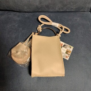 しまむら - 新品 しまむら MUMUさん 3連ショルダーバッグ