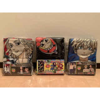 TAITO - 東京リベンジャーズ キングフリース 3点セット