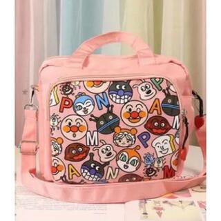 1点ピンク アンパンマンマザーズバッグ、斜め掛け バック. 大人気